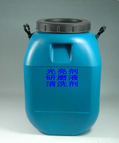 金属工件表面研磨助剂